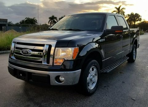 nice 2012 Ford F 150 XLT crew cab for sale