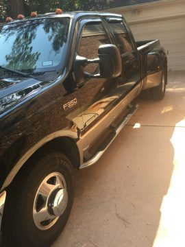 great shape 2003 Ford F 350 crew cab for sale