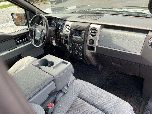 great shape 2013 Ford F 150 XLT crew cab