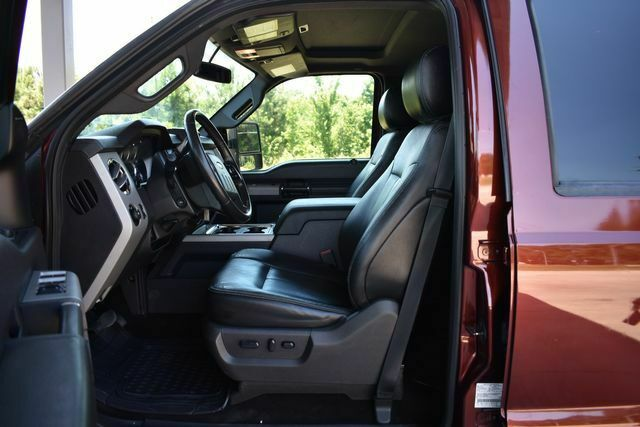 well equipped 2015 Ford F 250 Lariat crew cab