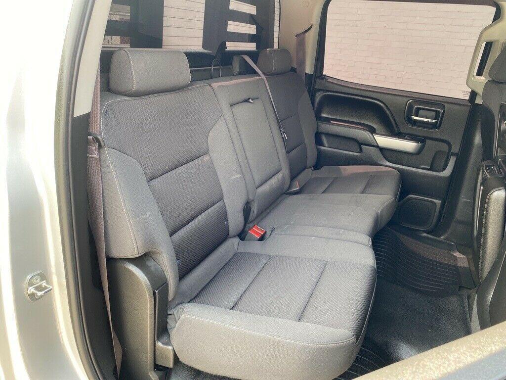 loaded 2015 Chevrolet Silverado 3500 LT crew cab