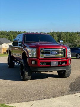 mint 2015 Ford F 250 Super DUTY crew cab for sale