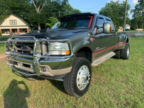 one of a kind 2003 Ford F 350 Harley Davidson crew cab for sale