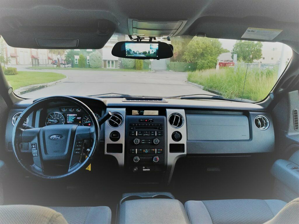 very clean 2012 Ford F 150 XLT crew cab