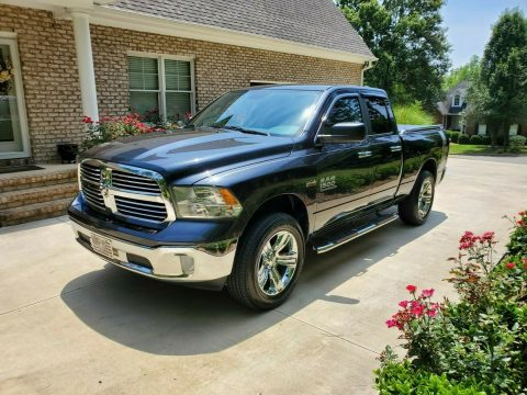 very clean 2014 Dodge Ram 1500 SLT crew cab for sale